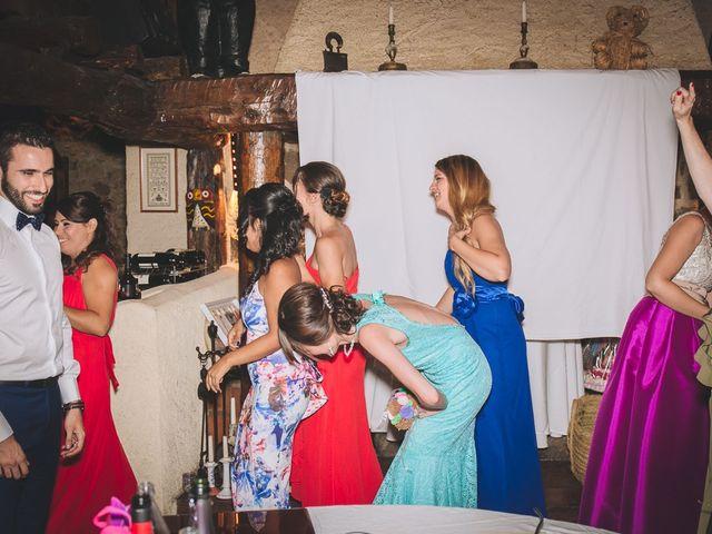 La boda de Toni y Laura en Pinilla Del Valle, Madrid 81