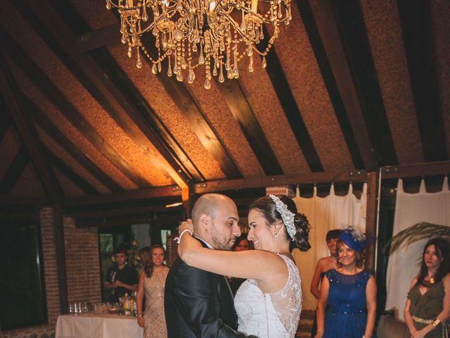 La boda de Toni y Laura en Pinilla Del Valle, Madrid 82
