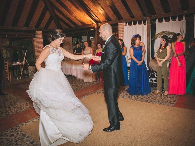 La boda de Toni y Laura en Pinilla Del Valle, Madrid 83