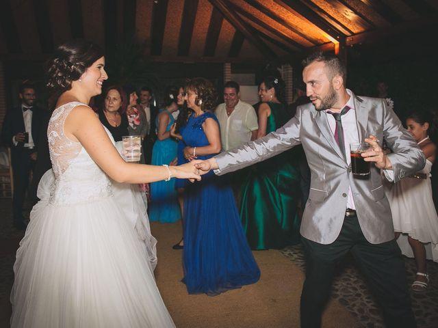 La boda de Toni y Laura en Pinilla Del Valle, Madrid 85