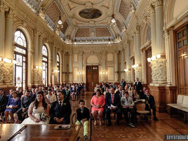 La boda de Aitor y Laura en Valladolid, Valladolid 1