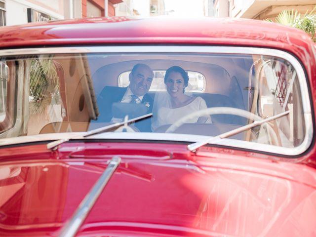 La boda de Adrián y Paula en Gandia, Valencia 7