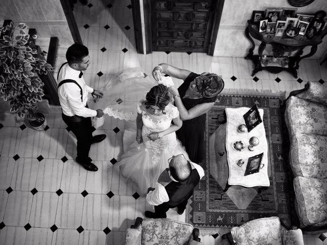 La boda de Carlos y Alba en Toledo, Toledo 3