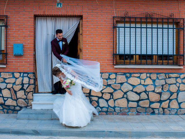 La boda de Carlos y Alba en Toledo, Toledo 7
