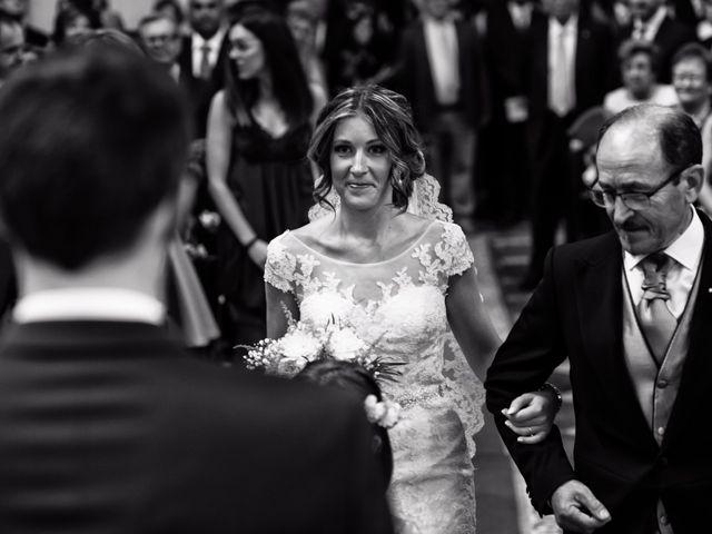 La boda de Carlos y Alba en Toledo, Toledo 12