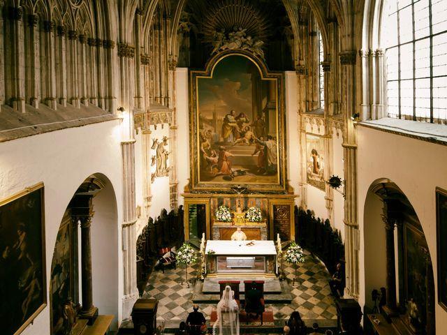 La boda de Carlos y Alba en Toledo, Toledo 14