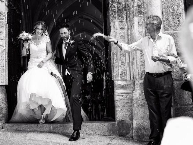 La boda de Carlos y Alba en Toledo, Toledo 1