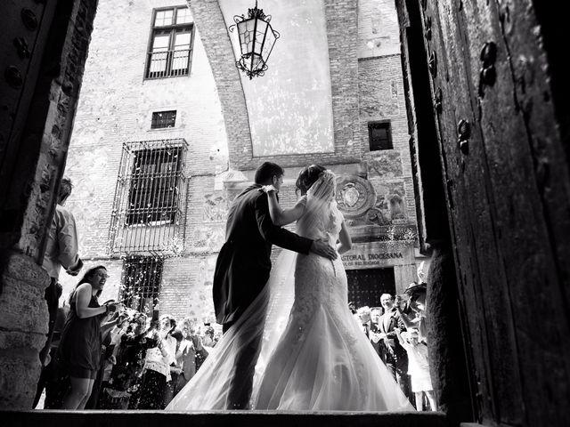 La boda de Carlos y Alba en Toledo, Toledo 23