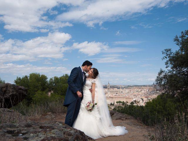 La boda de Carlos y Alba en Toledo, Toledo 25