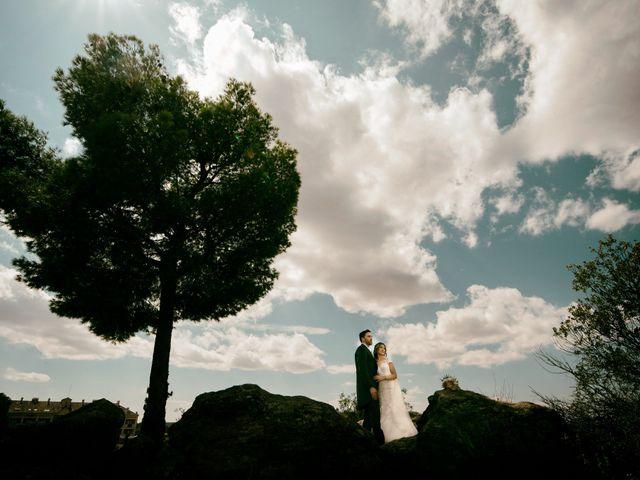 La boda de Carlos y Alba en Toledo, Toledo 26