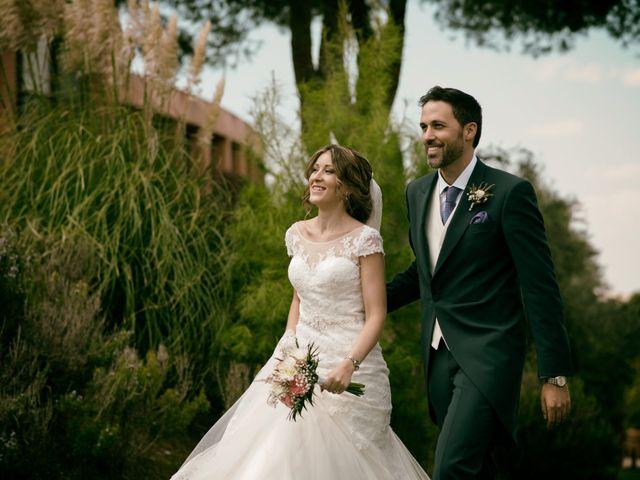 La boda de Carlos y Alba en Toledo, Toledo 27