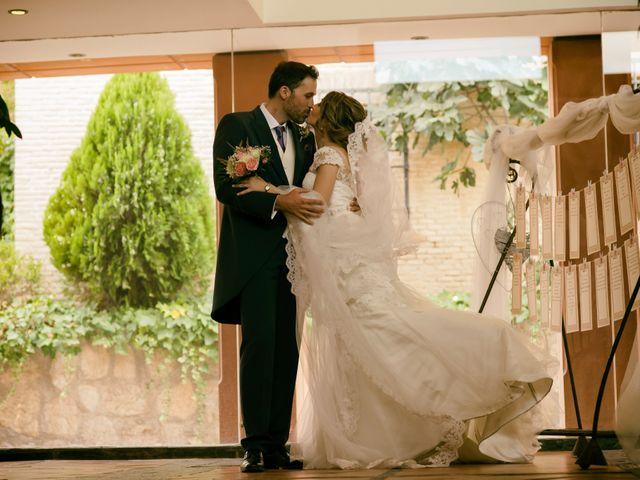 La boda de Carlos y Alba en Toledo, Toledo 28