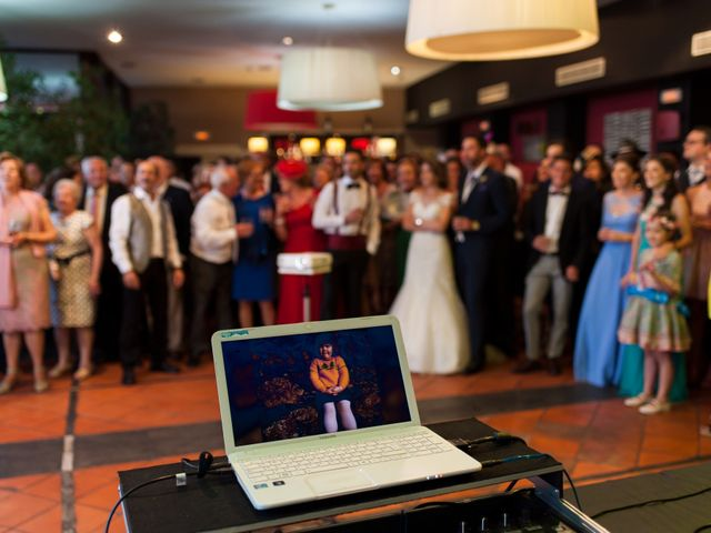 La boda de Carlos y Alba en Toledo, Toledo 40