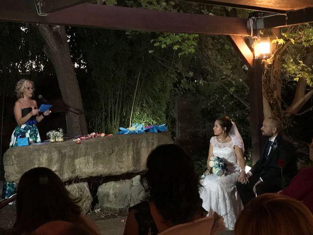 La boda de Toni y Ysa  en Palau De Plegamans, Barcelona 2
