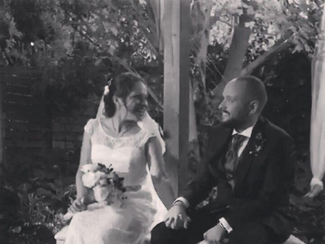 La boda de Toni y Ysa  en Palau De Plegamans, Barcelona 1