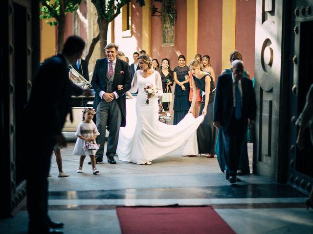 La boda de Juan Alberto y Paloma en Utrera, Sevilla 31
