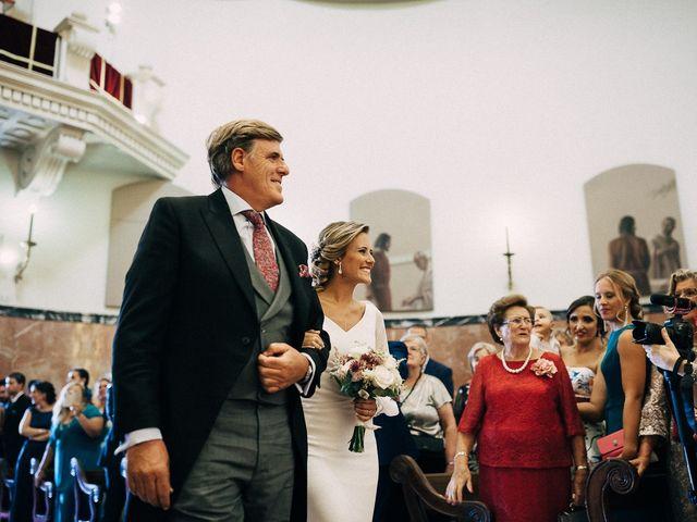 La boda de Juan Alberto y Paloma en Utrera, Sevilla 34