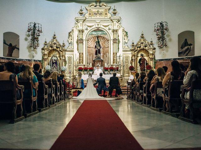 La boda de Juan Alberto y Paloma en Utrera, Sevilla 37