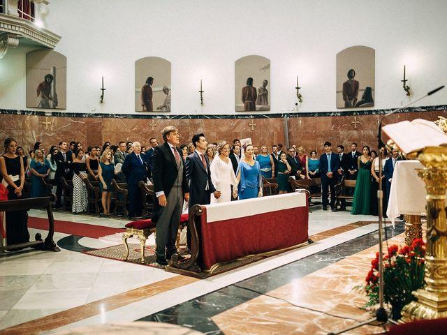 La boda de Juan Alberto y Paloma en Utrera, Sevilla 38