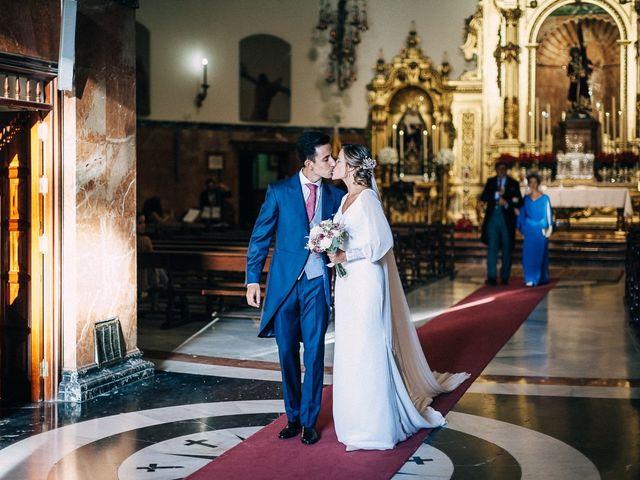 La boda de Juan Alberto y Paloma en Utrera, Sevilla 40