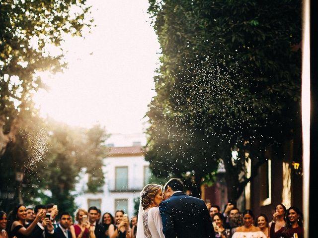 La boda de Juan Alberto y Paloma en Utrera, Sevilla 43