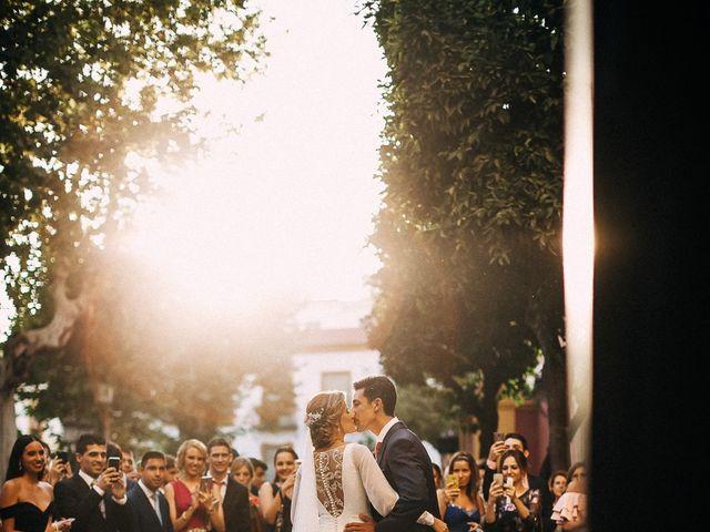 La boda de Juan Alberto y Paloma en Utrera, Sevilla 44