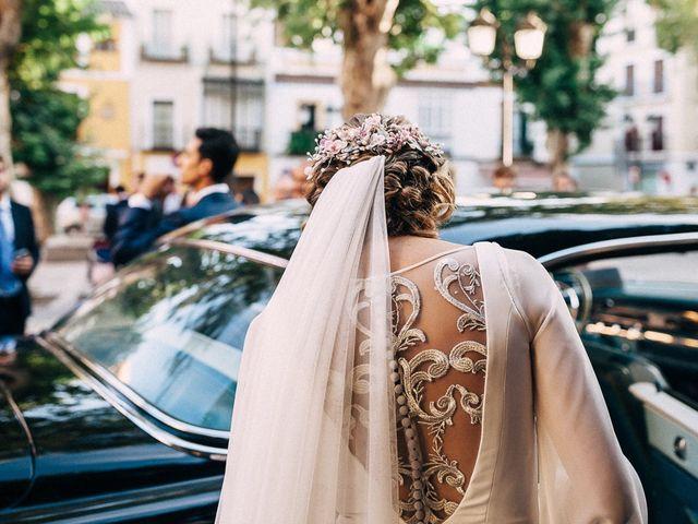 La boda de Juan Alberto y Paloma en Utrera, Sevilla 45