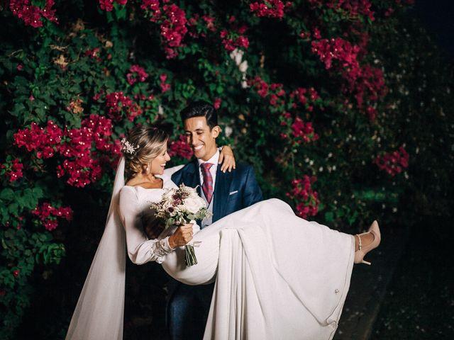 La boda de Juan Alberto y Paloma en Utrera, Sevilla 53