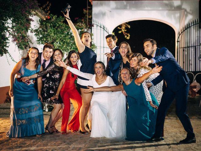 La boda de Juan Alberto y Paloma en Utrera, Sevilla 67