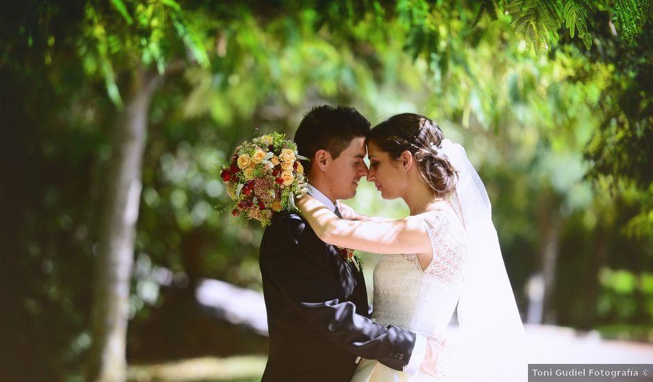 La boda de Feli y Santy en Piornal, Cáceres