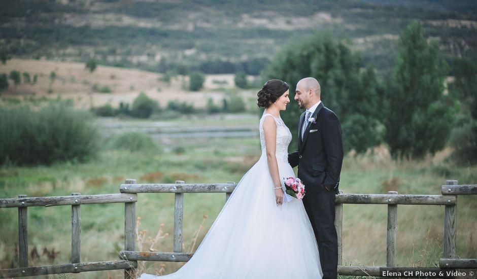 La boda de Toni y Laura en Pinilla Del Valle, Madrid