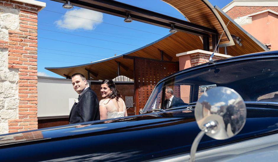 La boda de Aitor y Laura en Valladolid, Valladolid