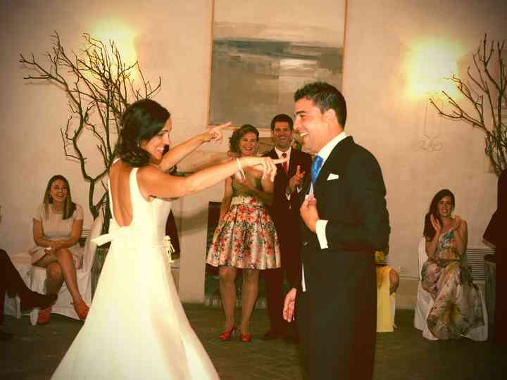 La boda de Ana Estrella y David