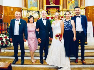 La boda de Natalia  y Alfredo  1
