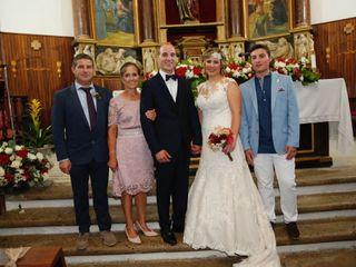 La boda de Natalia  y Alfredo  3
