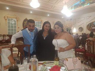 La boda de Diana Baños  y Raúl Barba Rodriguez  1