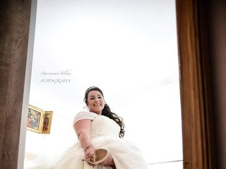 La boda de Diana Baños  y Raúl Barba Rodriguez  2