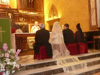 La boda de Anne-Laure y Raul 1