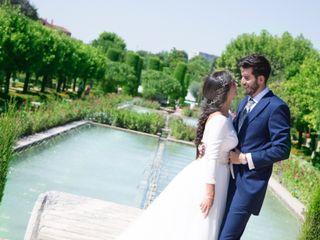 La boda de Rosa y Luís