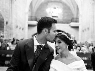 La boda de Rosa y Jon