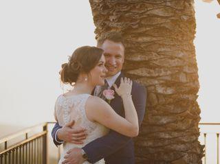 La boda de Aniuska y Cristian