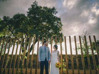 La boda de Rocio y Chris