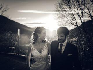 La boda de Iratxe y Jon