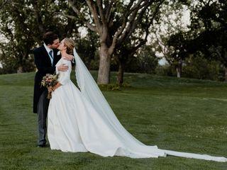 La boda de Lucinda y Alberto