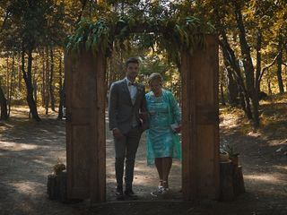 La boda de Óscar y Sara 1