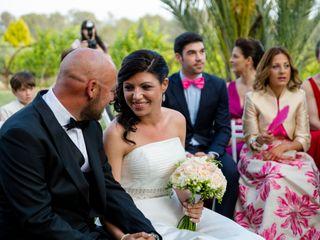 La boda de Pilar y Joel