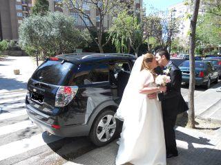 La boda de Patri y Sebas