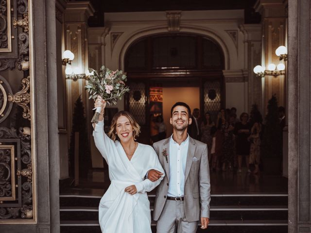 La boda de Andres y Monica  en Oleiros, A Coruña 11