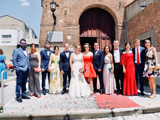La boda de Alfredo  y Natalia  en Medina Del Campo, Valladolid 2