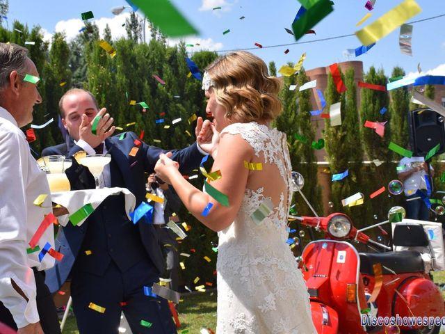 La boda de Alfredo  y Natalia  en Medina Del Campo, Valladolid 6